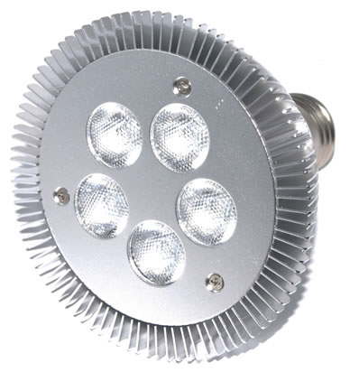 PAR30 Powerled 5x3W Power LED Spot CREE 15 watt Warm wit